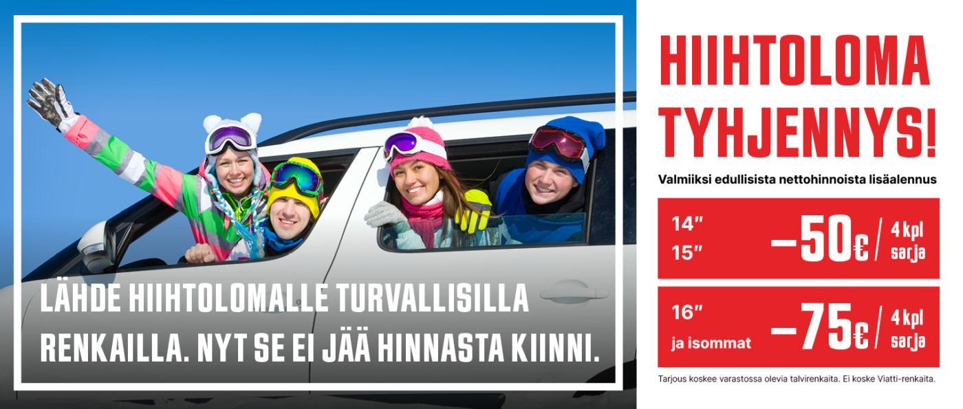 Nastarenkaat Oulu